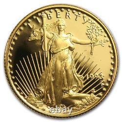 1/4 oz Proof Gold American Eagle (Random Year, Capsule Only) SKU #32908