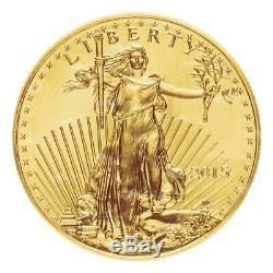 1 oz Random Year American Eagle Gold Coin