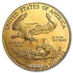 1993 1 oz Gold American Eagle BU SKU #7673