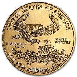 2003 1 oz Gold American Eagle BU SKU #9118