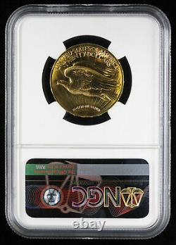 2009 Ultra High Relief $20 Gold NGC MS70 PL UHR Double Eagle Gold St Gaudens