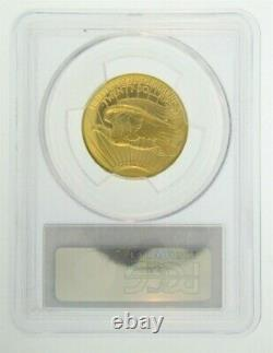 2009 Ultra High Relief Double Eagle PCGS MS-67 Gold Coin
