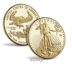 2020 AMERICAN EAGLE GOLD PROOF COIN END of WW2 75TH ANNIVERSARY V75 SHIPPED