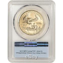 2020 American Gold Eagle 1 oz $50 PCGS MS70 First Strike
