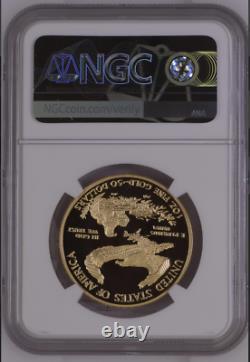 2020 End of World War II 75th Anniversary American Eagle Gold PF69 ULTRA CAMEO