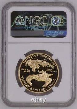 2020 End of World War II 75th Anniversary American GOLD Eagle NGC PF70 ER