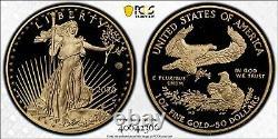 2020-W $50 V75 End of World War II American Gold Eagle PCGS PR69DCAM FirstStrike