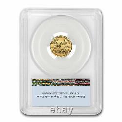 2021 1/10 oz American Gold Eagle MS-69 PCGS (FirstStrike) SKU#221552