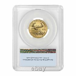 2021 1/4 oz American Gold Eagle MS-69 PCGS (FirstStrike) SKU#221542