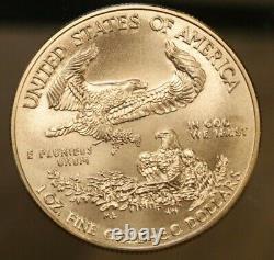 2021 American Gold Eagle BU 1 oz $50 US Gold Type 1 Design Type I
