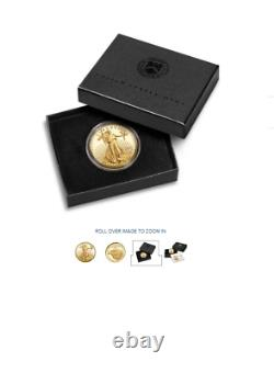 2021-W 1 American Eagle One Ounce Gold Proof Coin (21EBN)Type 2 Order Confirmed