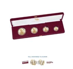 2021 W 21EF American Eagle 2021 Gold Proof Four-Coin Set ORDER CONFIRMED
