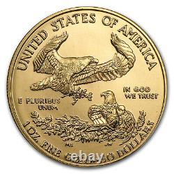 1997 1 Oz Gold American Eagle Bu Sku #9117