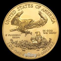 2009 1 Oz D'or American Eagle Bu Sku # 48683