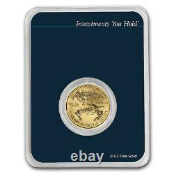 2020 1/4 Oz Gold American Eagle (mintdirect Single) Sku#196132