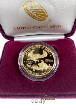 2020 V75 Fin De La Seconde Guerre Mondiale 75e Anniversaire American Eagle Gold Proof Coin Seconde Guerre Mondiale