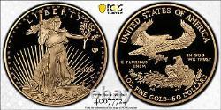 2020-w Gold Eagle V75 Privé, 1 De 1945 Frappé, Première Grève, Pr70dcam