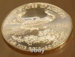 2021 American Gold Eagle Bu 1 Oz 50 $ Us Or Type 1 Design Type I