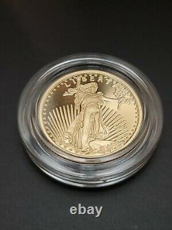 American Eagle 2020 One-quarter Ounce Gold Proof Coin Low Mintage 4 235